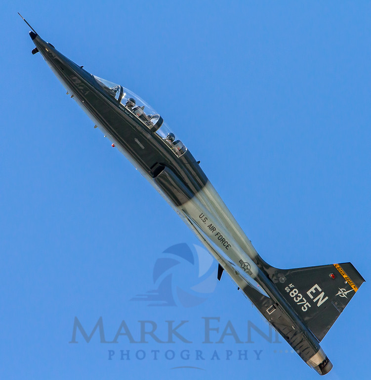 T-38 Talon Conducting an Overhead Break Photo
