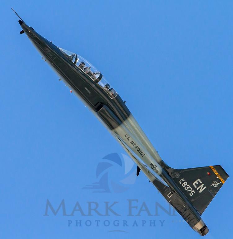 T-38 Talon Conducting an Overhead Break Photo