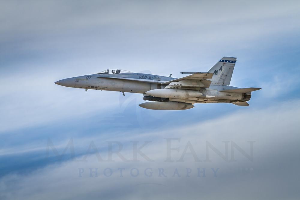 United States Marine Corps F-18 Hornet
