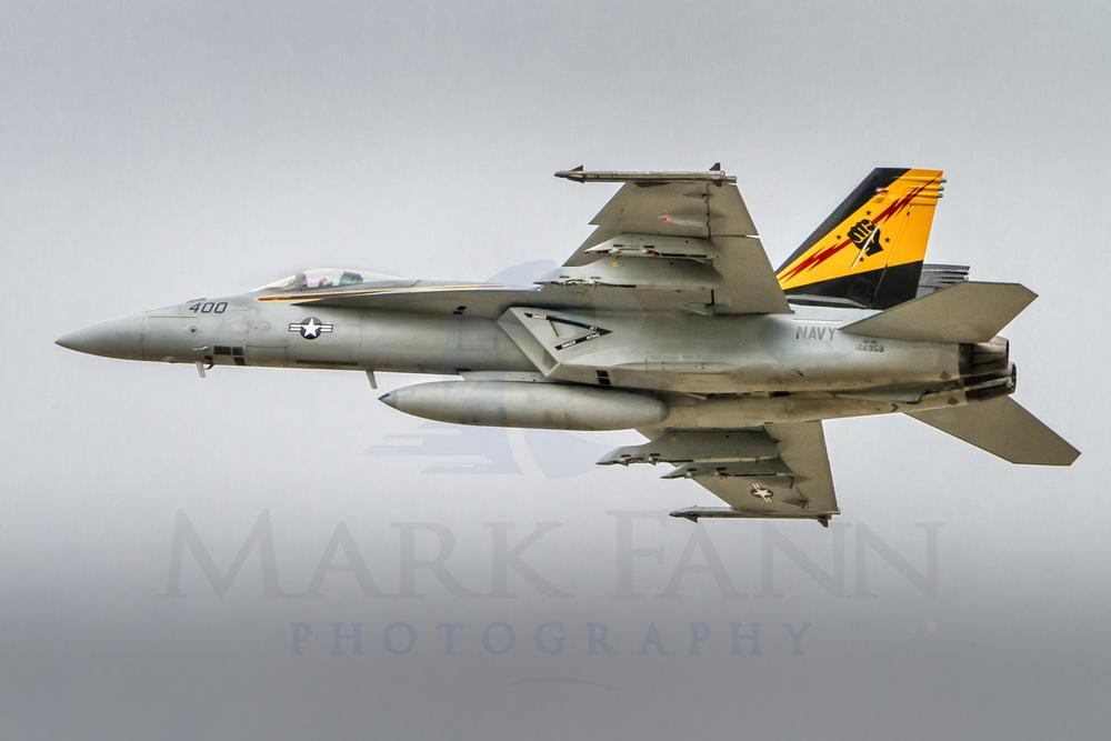 U.S. Navy F-18 Super Hornet