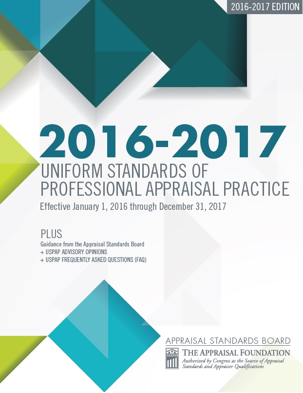 USPAP 2016-2017
