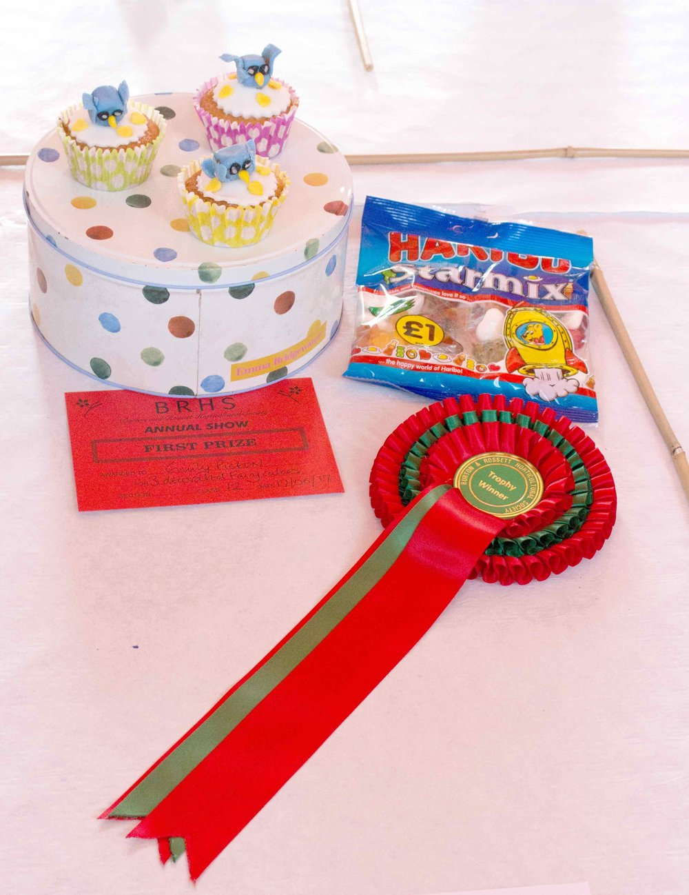 Prize Winner, Children's Class