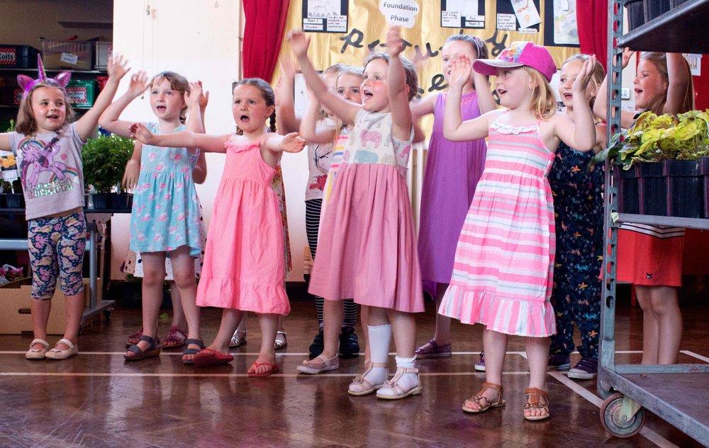 St. Peter's School Choir