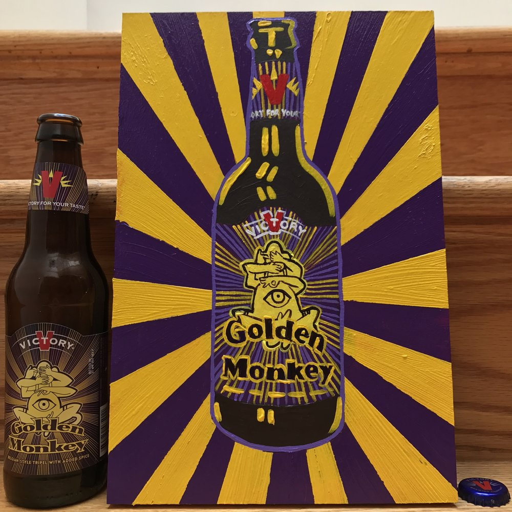 65 Victory Golden Monkey (USA)