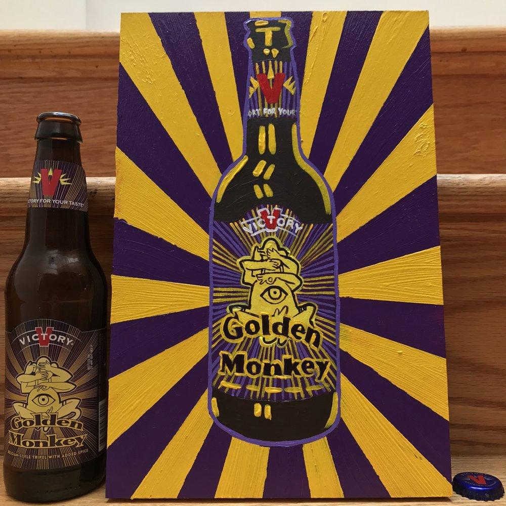 65 Victory Golden Monkey (USA)