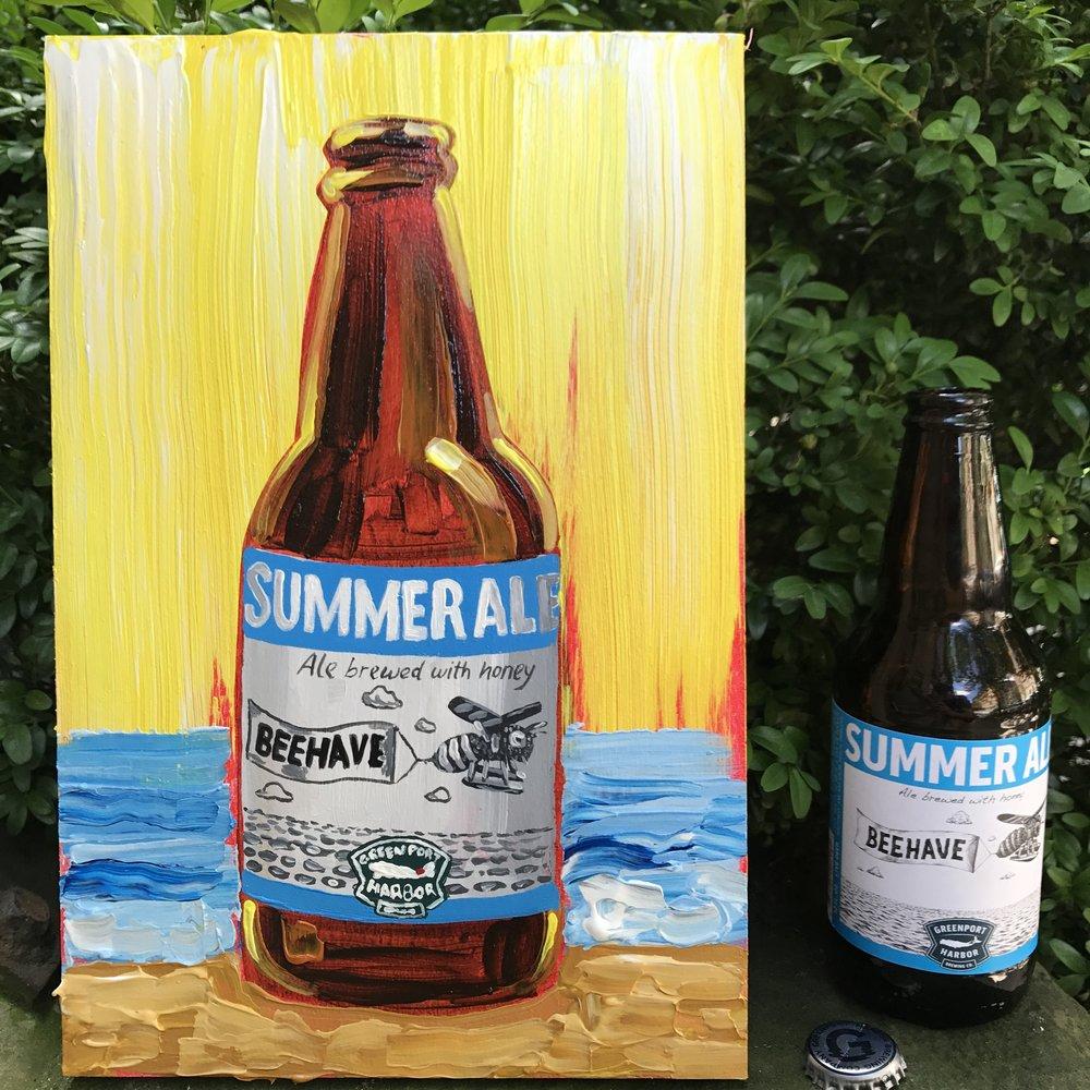 51 Greenport Harbor Summer Ale (USA)