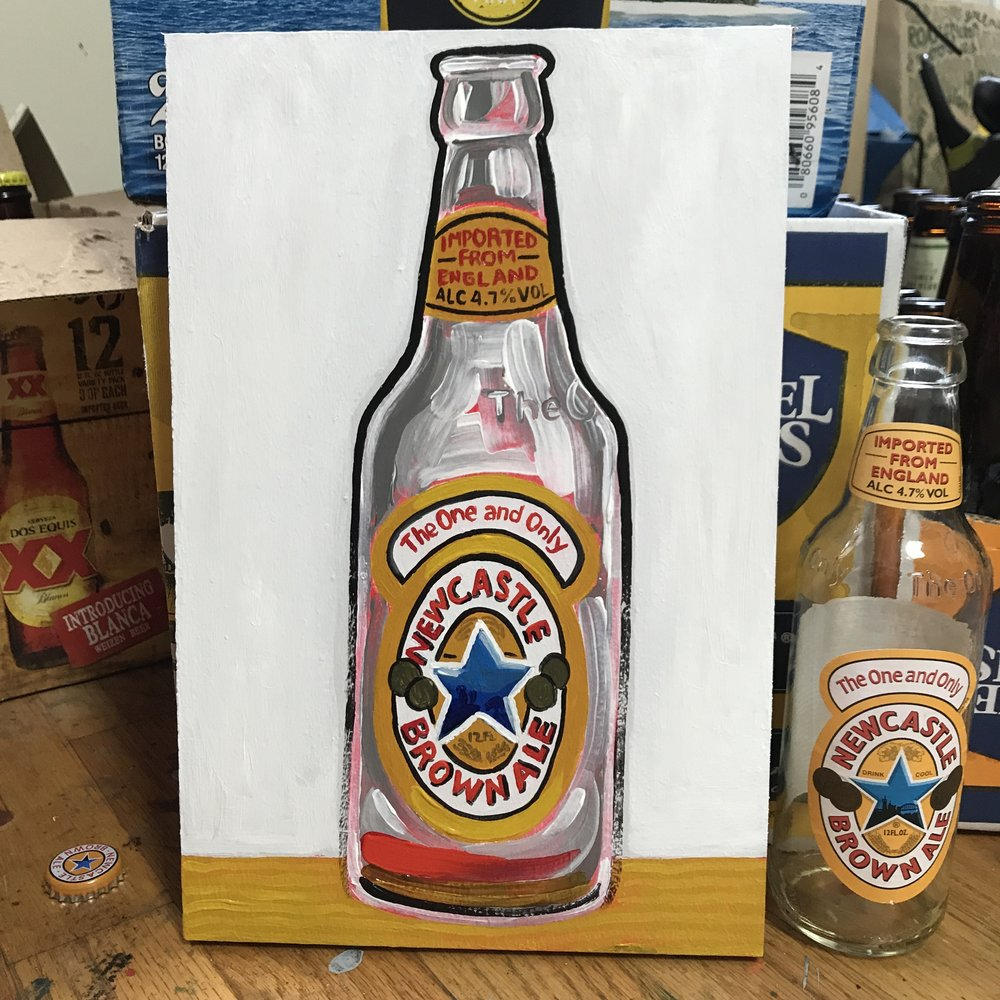 53 Newcastle Brown Ale (UK)