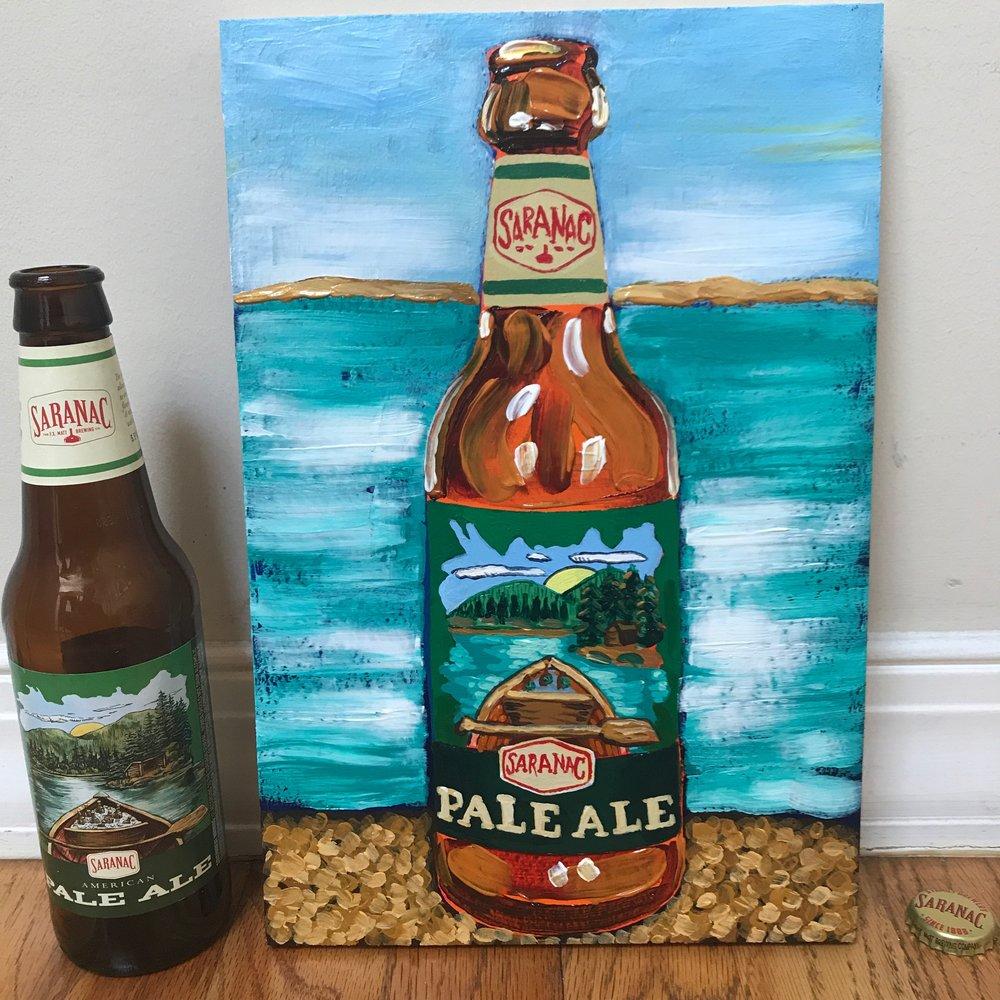 64 Saranac Pale Ale (USA)