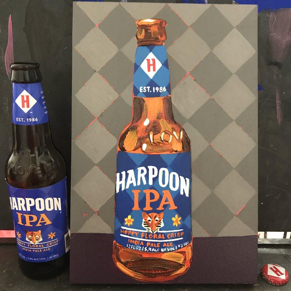 71 Harpoon IPA (USA)