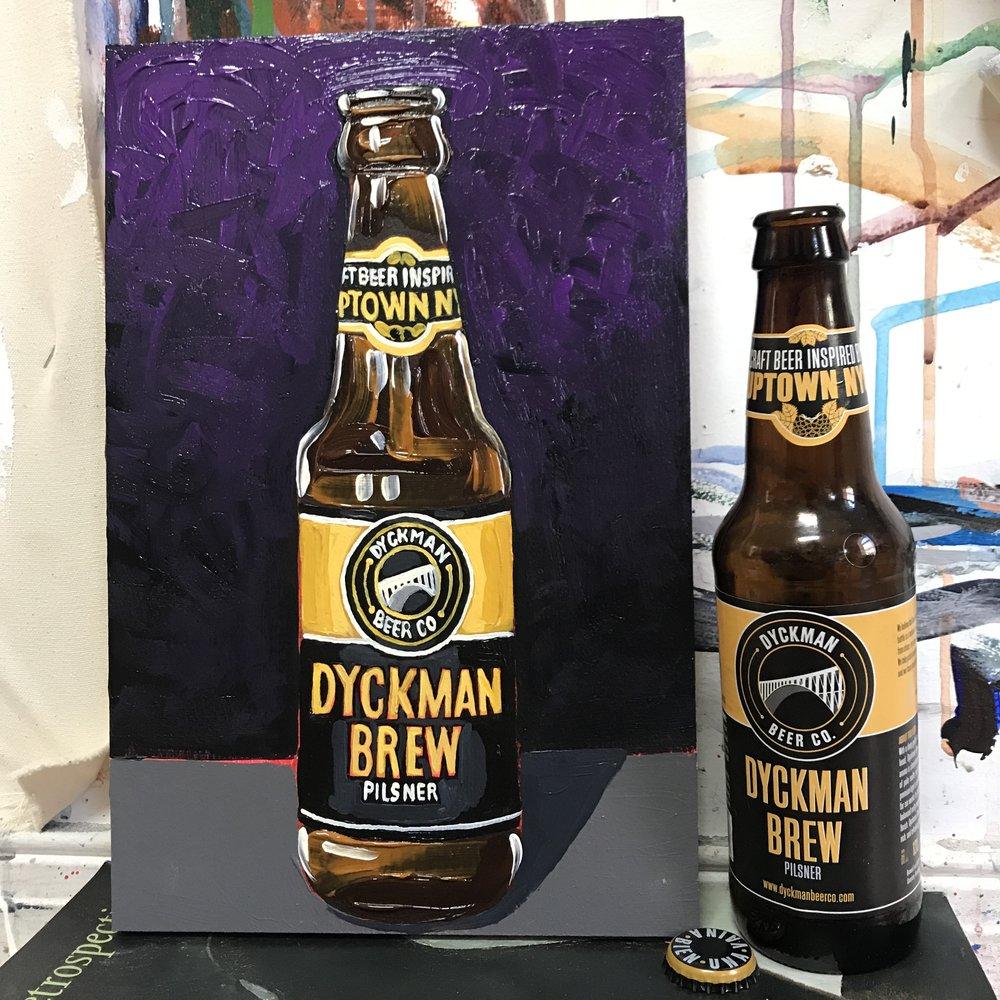 80 Dyckman Brew Pilsner (USA)
