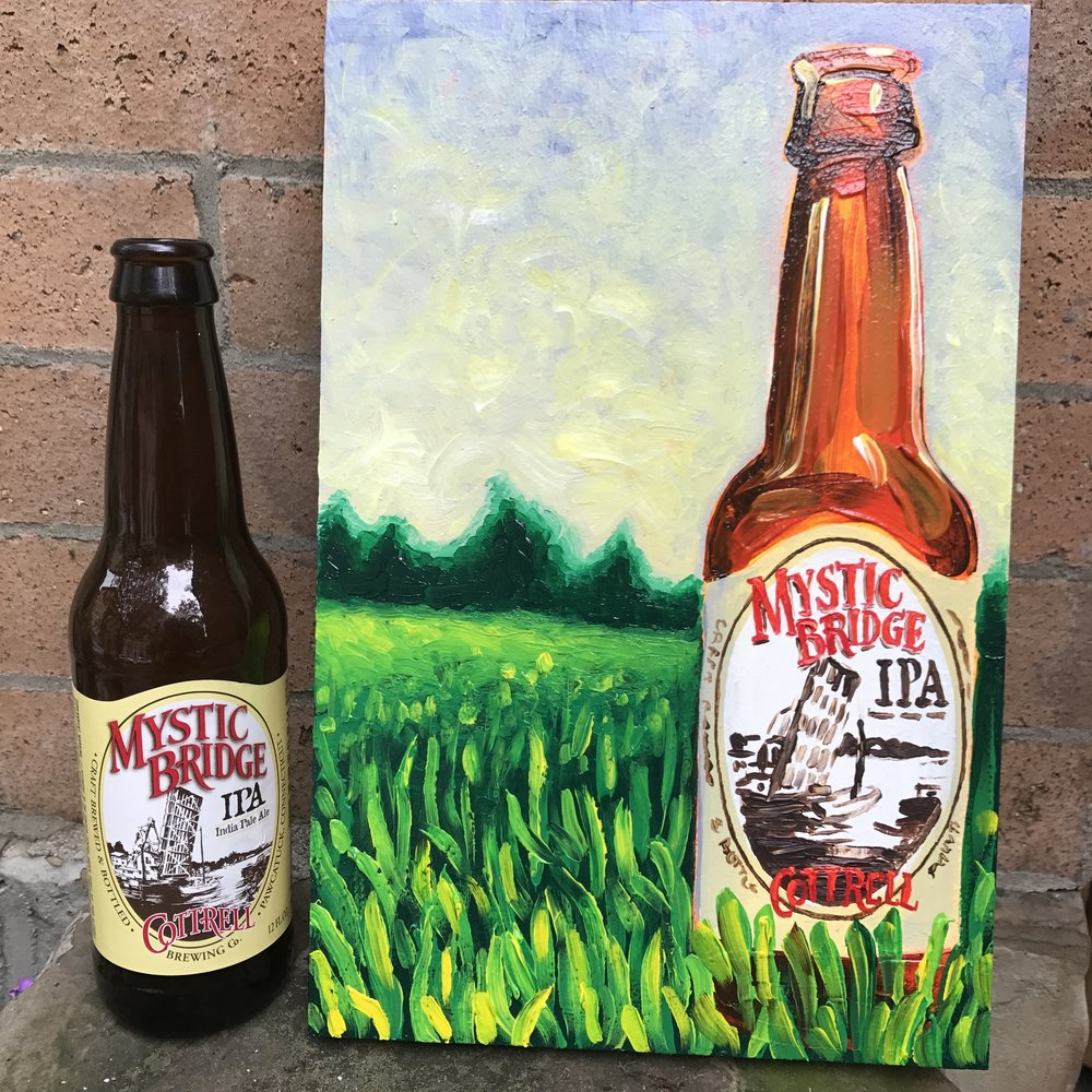 83 Cottrell Mystic Bridge IPA (USA)