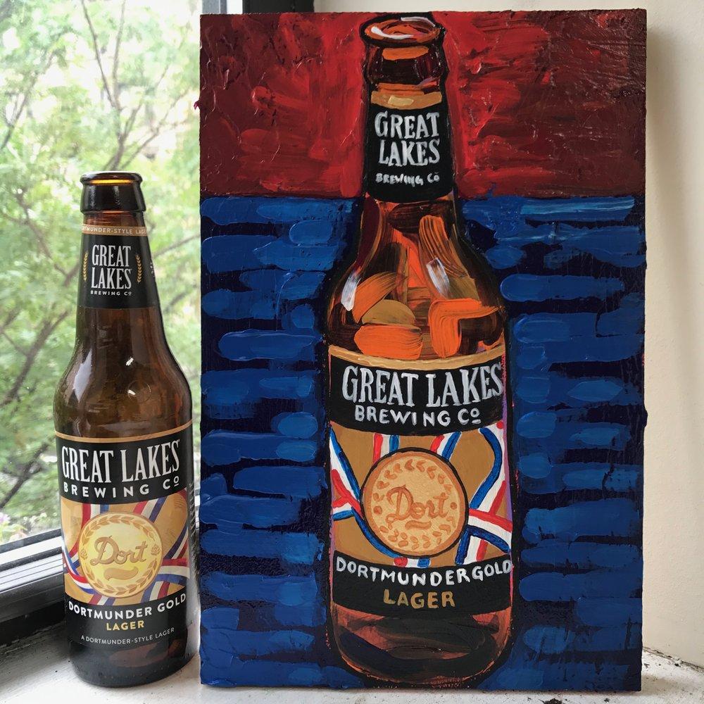 88 Great Lakes Dortmunder Gold (USA)