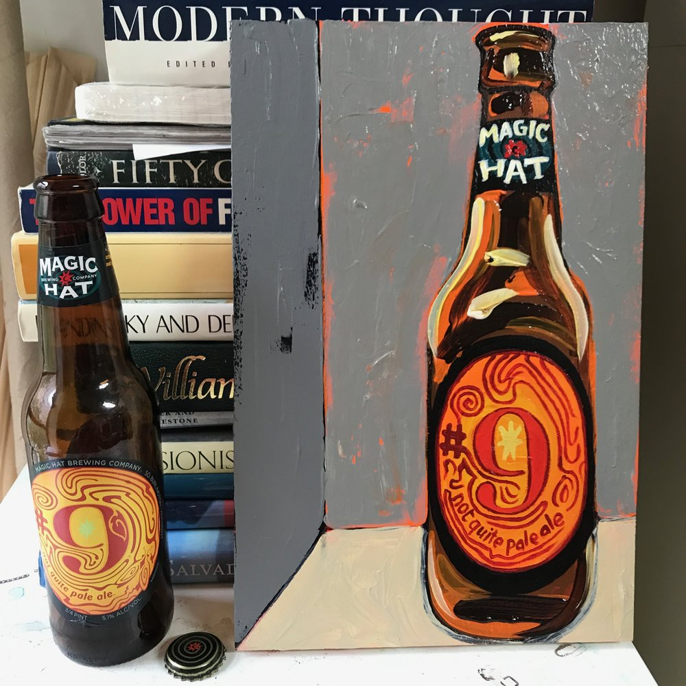 90 Magic Hat #9 (USA)