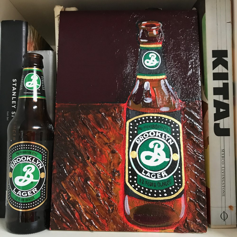 92 Brooklyn Lager (USA)
