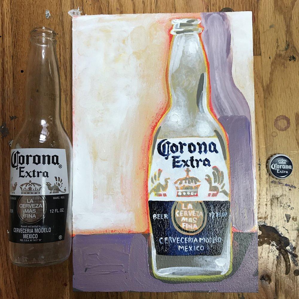 45 Corona Extra (Mexico)