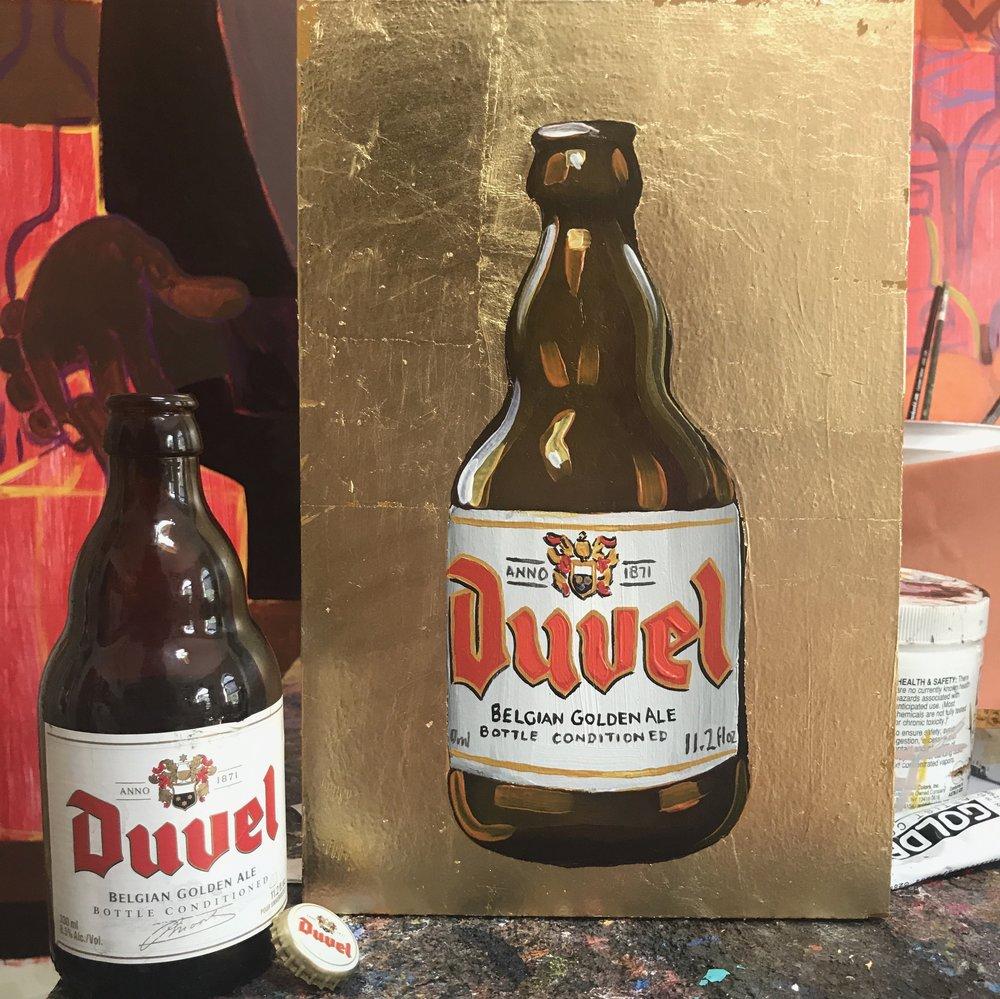 44 Duvel Belgian Golden Ale (Belgium)