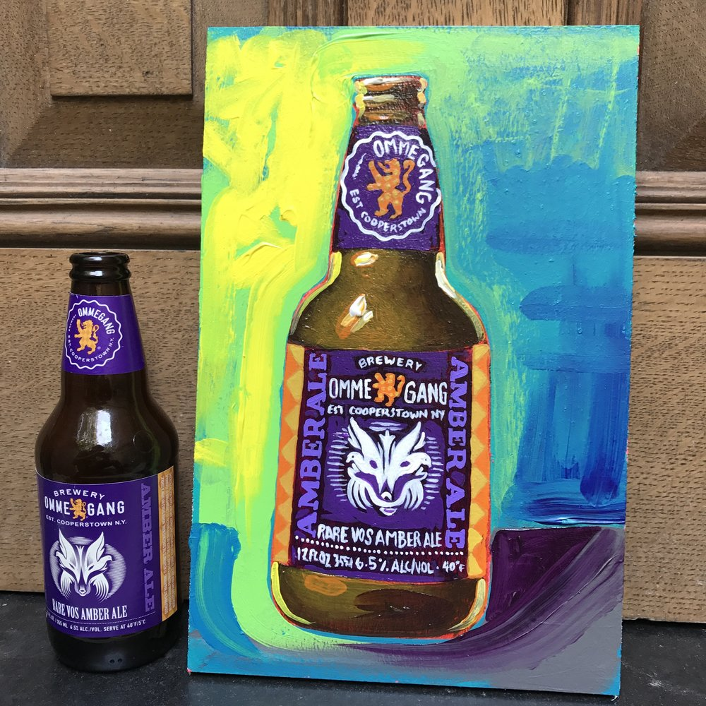 42 Ommegang Rare Vos (Amber Ale) (USA)