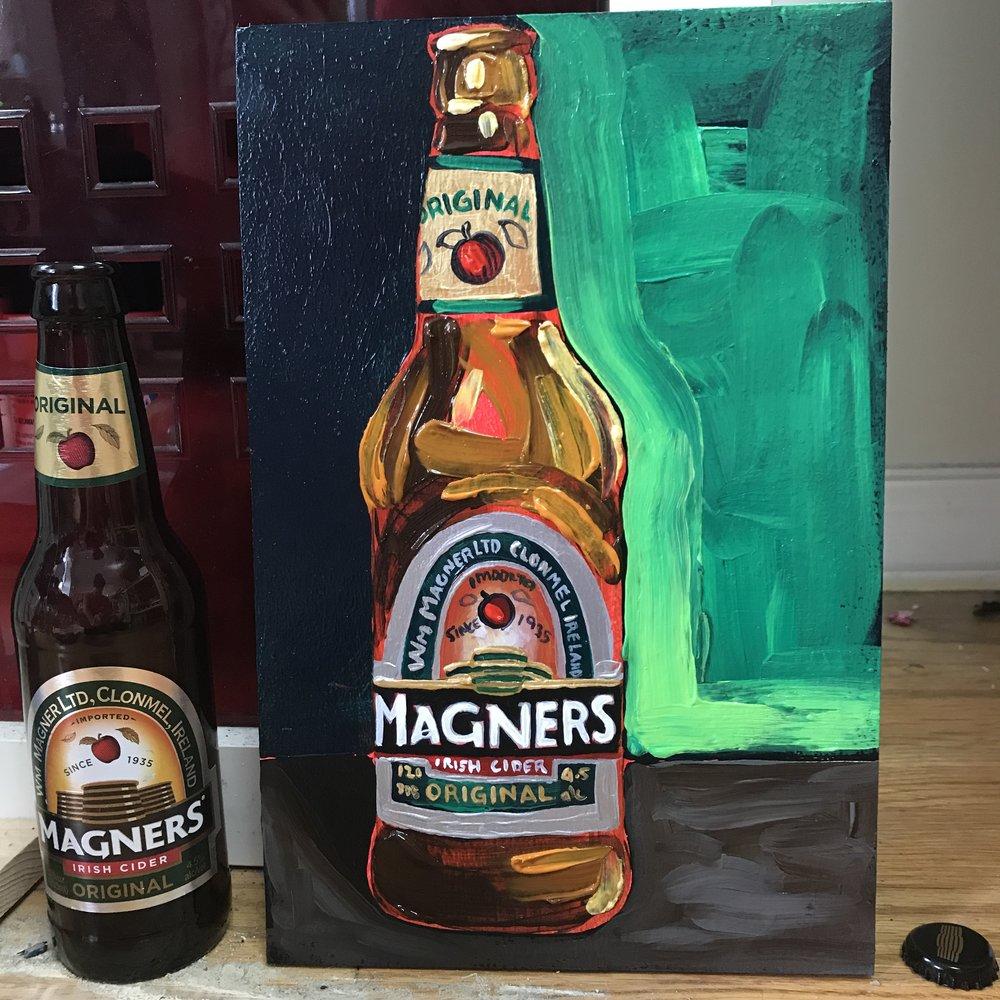 38 Magners Original Irish Cider (Ireland)