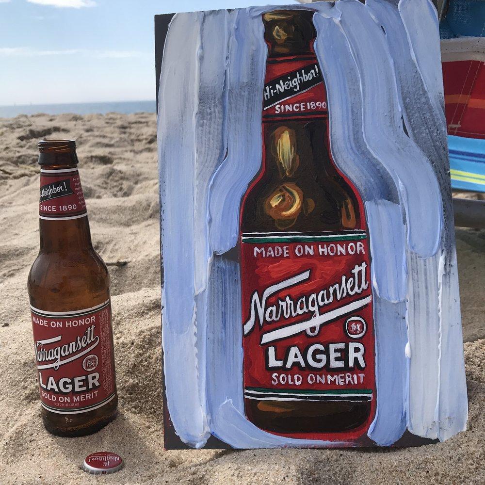 37 Narragansett Lager (USA)