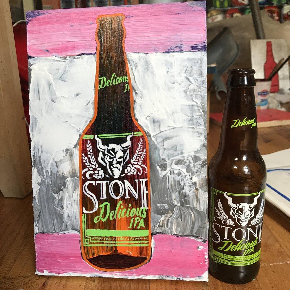 36 Stone IPA (USA)