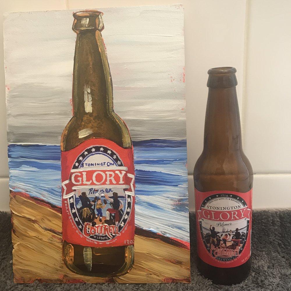 35 Cottrell Stonington Glory (USA)