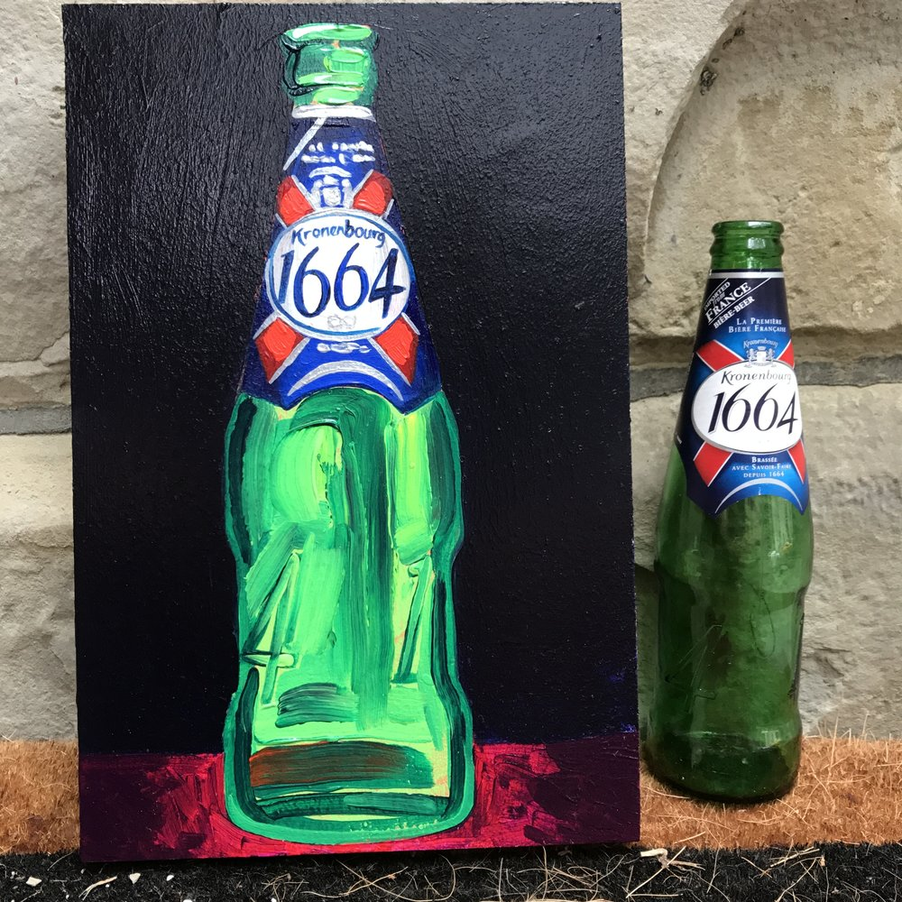 30 Kronenbourg 1664 (France)