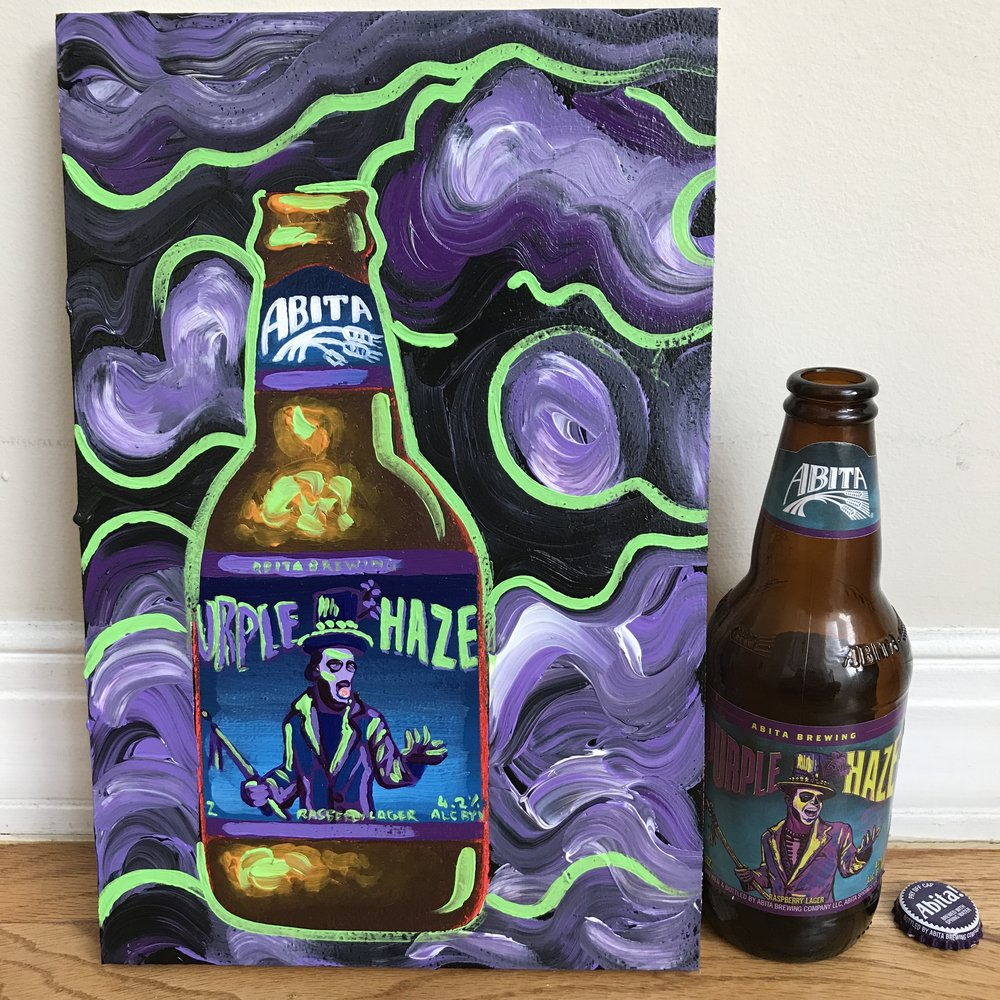 23 Abita Purple Haze (USA)