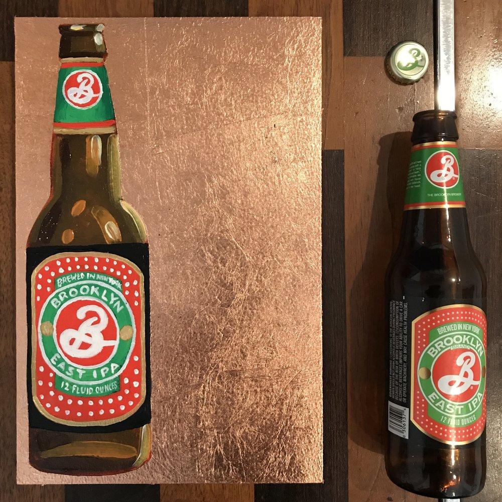 21 Brooklyn East India Pale Ale (USA)