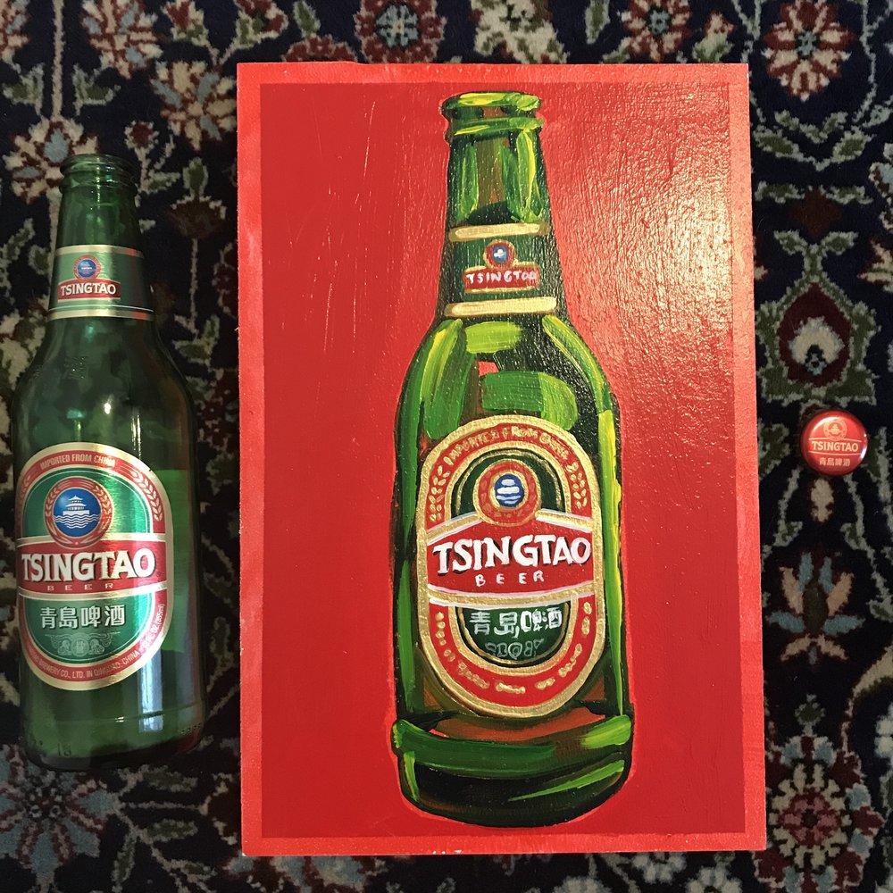 12 Tsingtao (China)