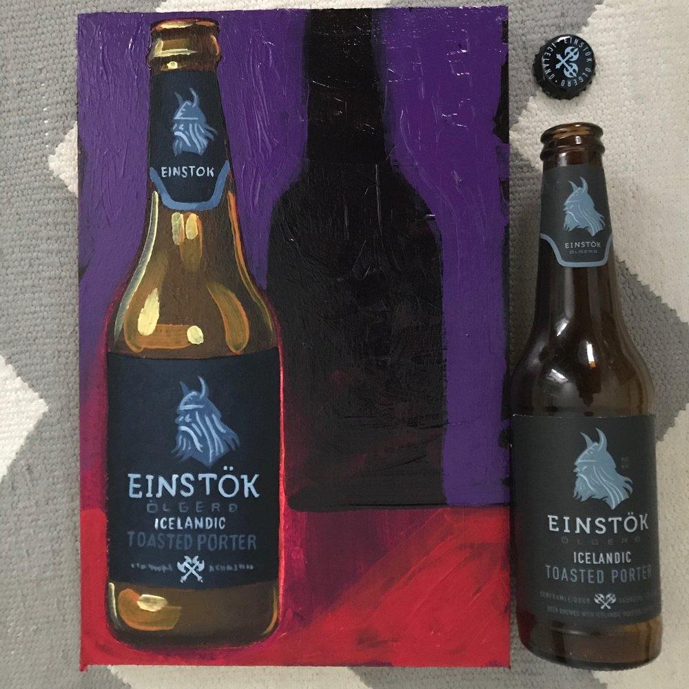 10 Einstök Icelandic Toasted Porter (Iceland)