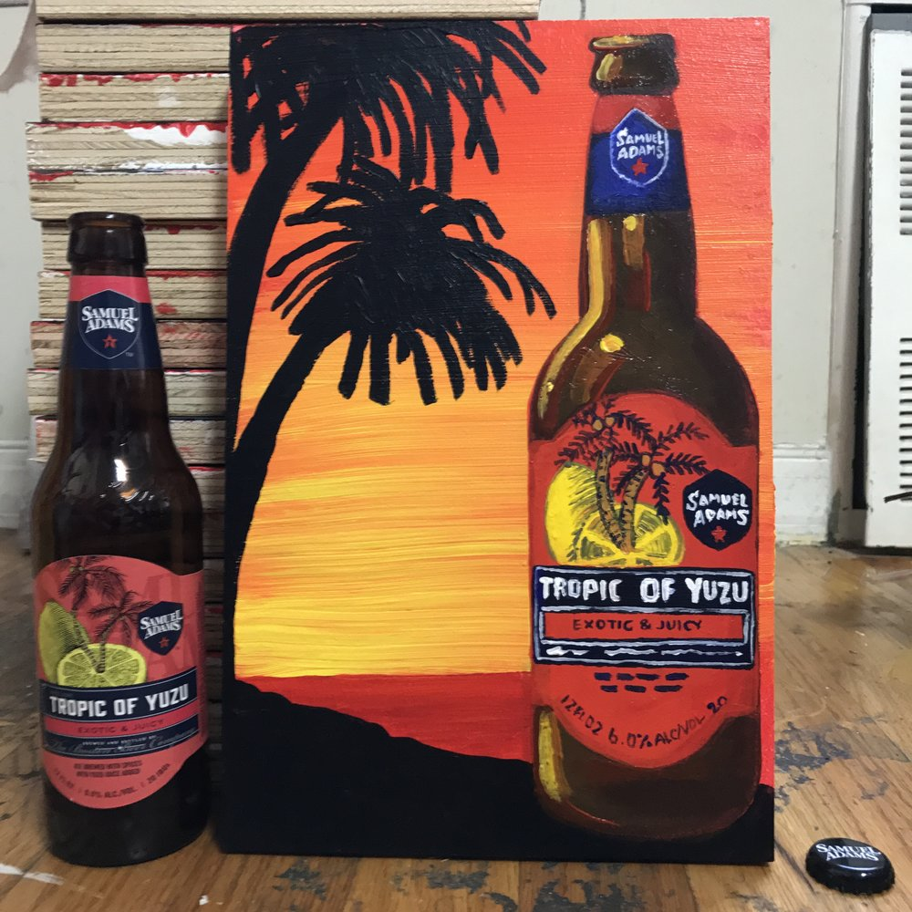 6 Samuel Adams Tropic of Yuzu (USA)