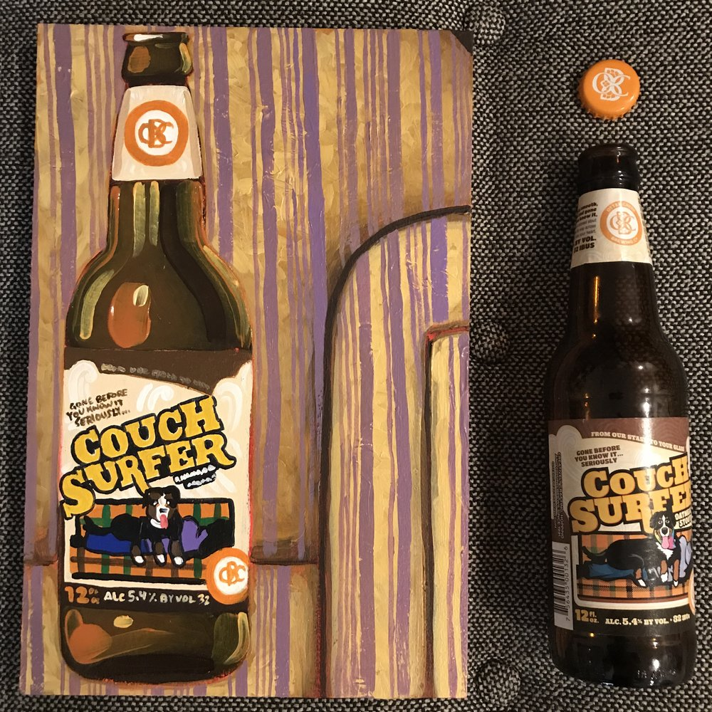 3 Otter Creek Couch Surfer (USA)