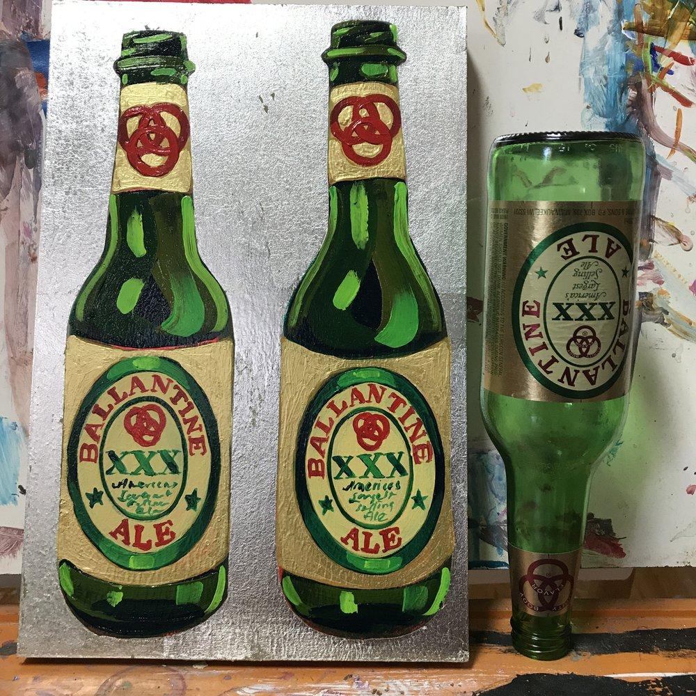 1 Ballantine XXX Ale (USA)
