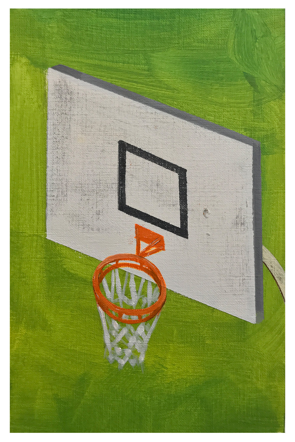 Basket, 9 x 6 in.