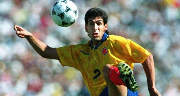 2 - Andres Escobar
