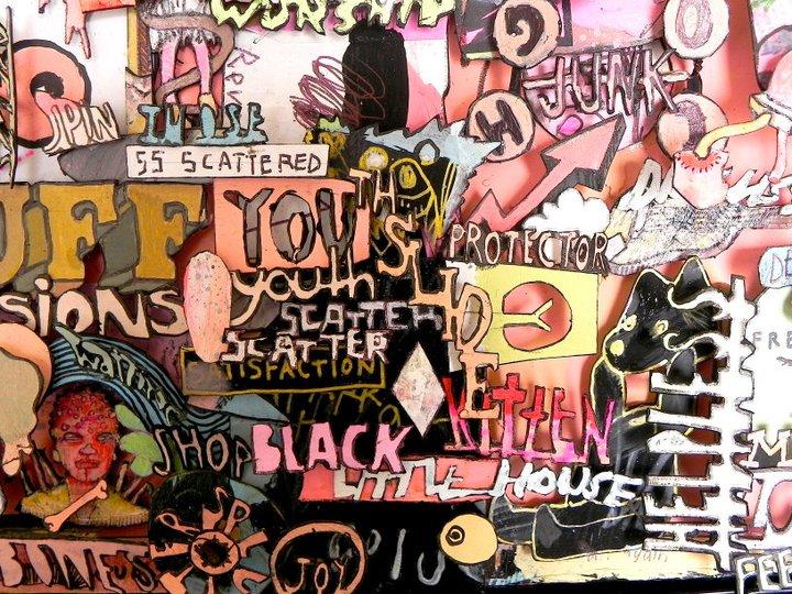 Kristian Glynn | Playtime Cavity Kid | detail #2