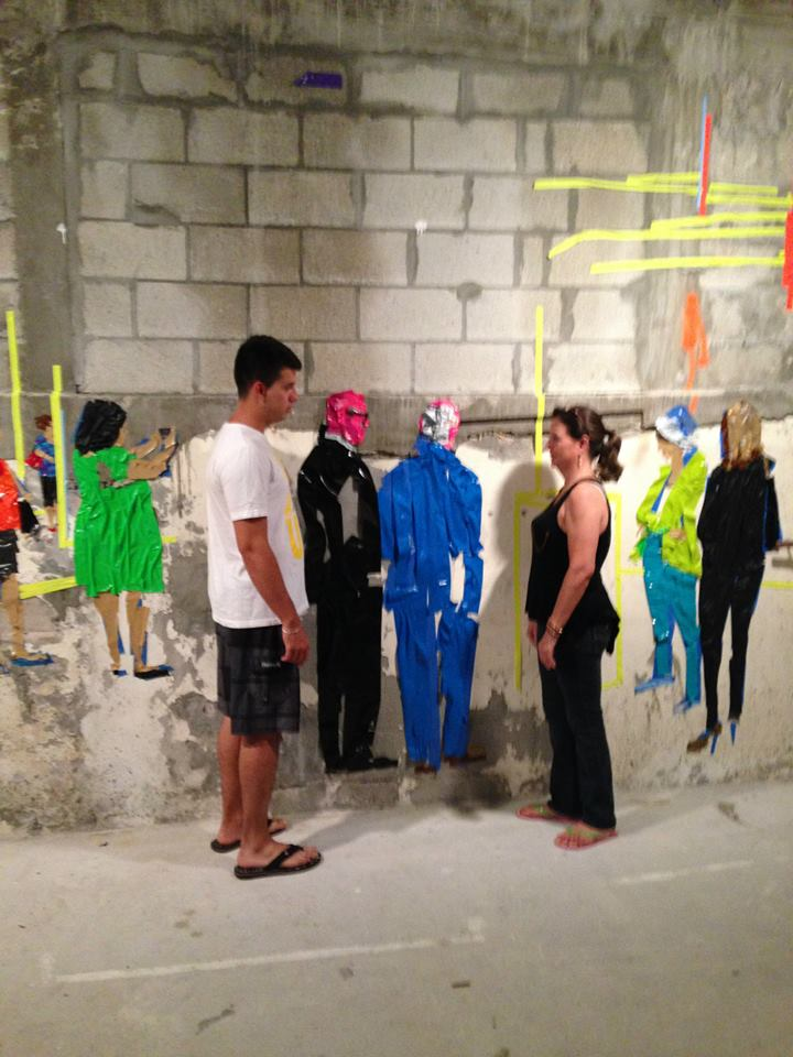 Tirtzah Bassel: Duct Tape Miami