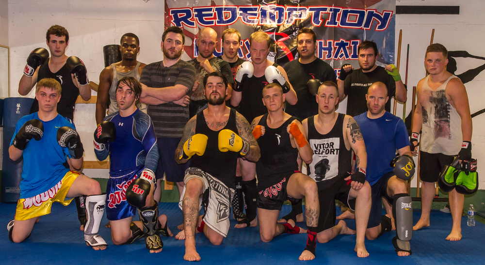 Muay thai whitby