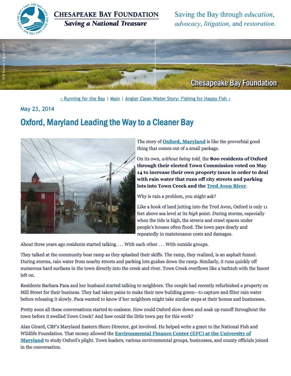 2014_Chesapeake Bay Foundation Cover.jpg