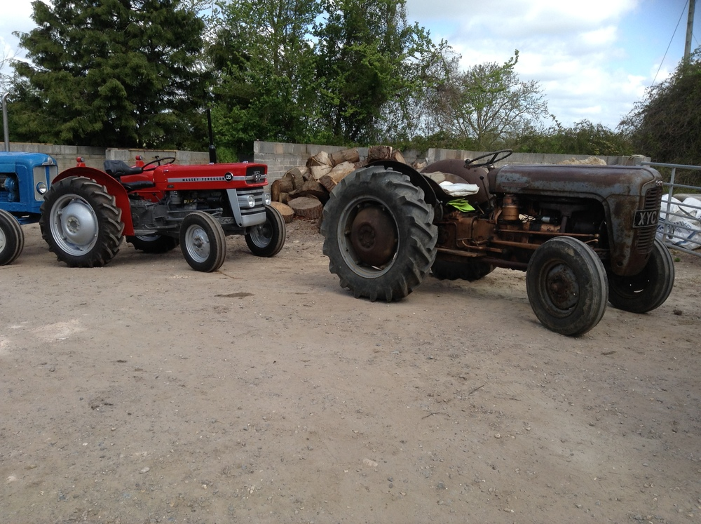Tractor Run2