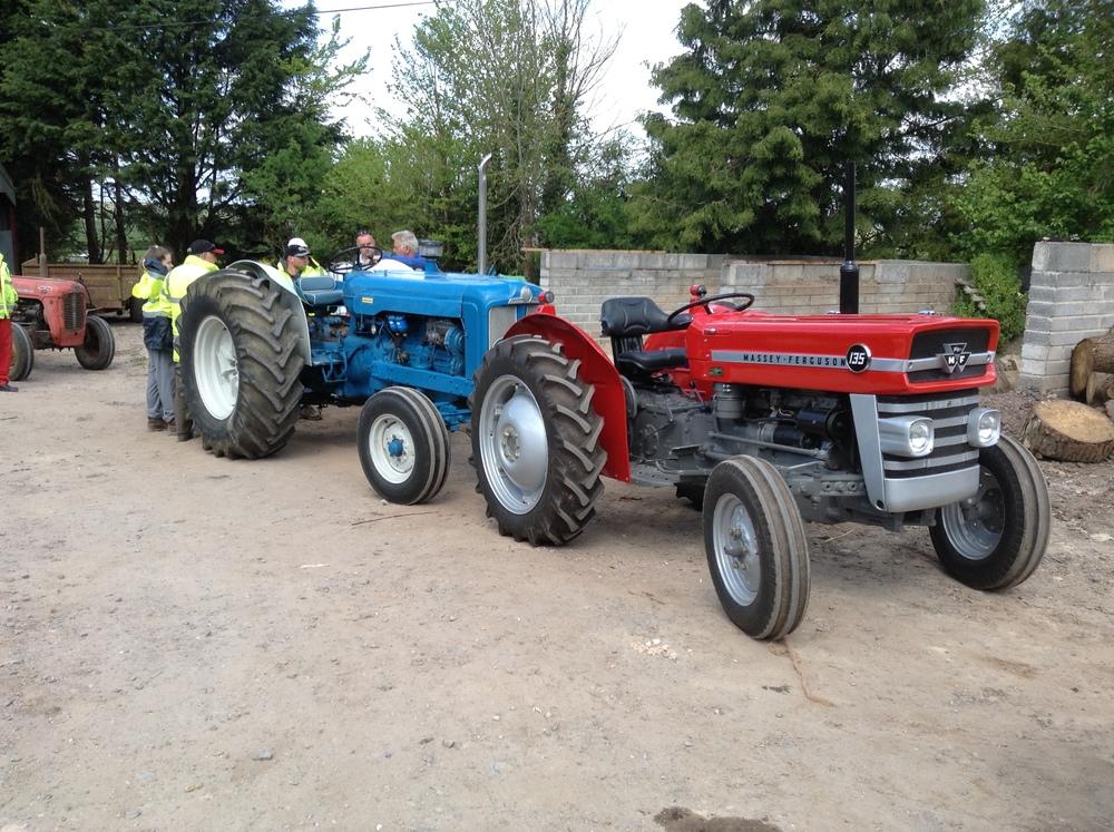 Tractor Run3