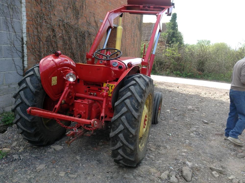 Tractor Run4