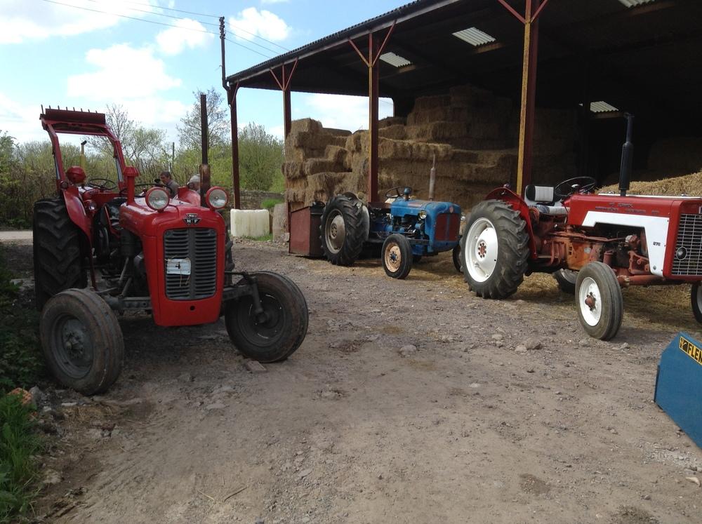 Tractor Run5