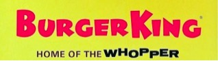 Burger King logo (1954 – 1957)