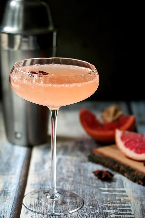 Pinterest: Cooks with Cocktails