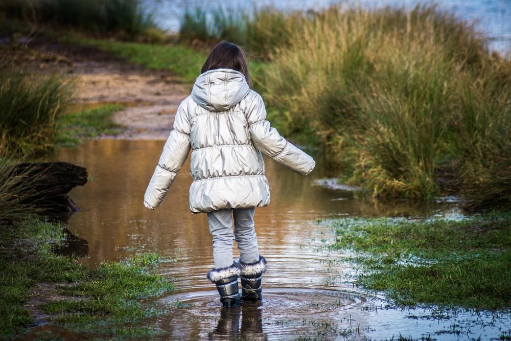 puddle fun