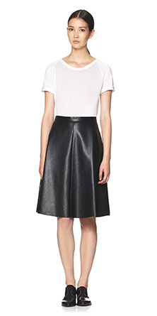 Katia Longer Skater Skirt at Whistles