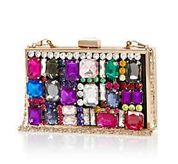 River Island Embellished Clutch Bag