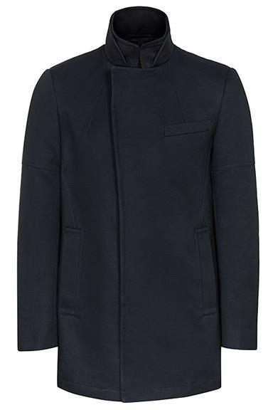 Reiss Navy pea coat