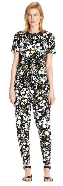 Warehouse floral jumpsuit £42.00